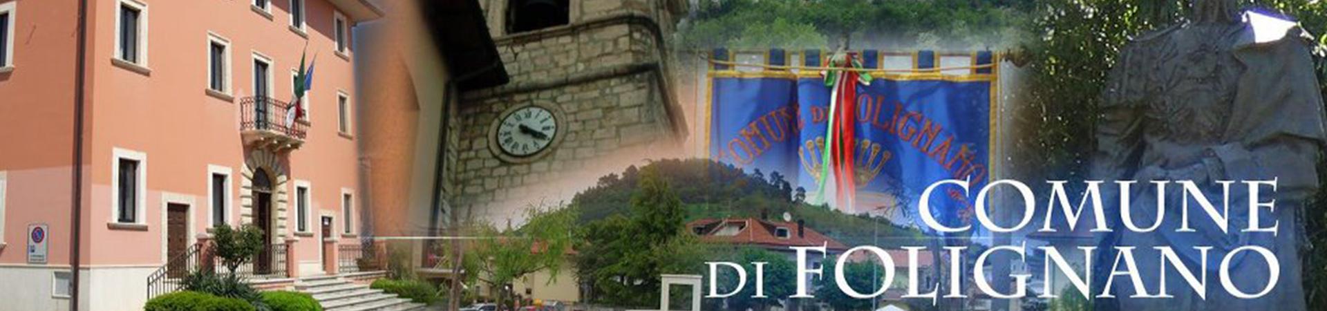 Header Comune di Folignano